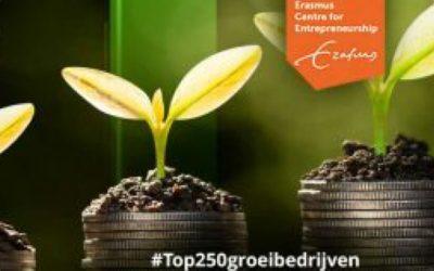 Zusterbedrijf DVTadvies weer in Top 250 Groeibedrijven